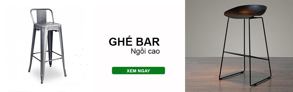 Các mẫu ghế Bar