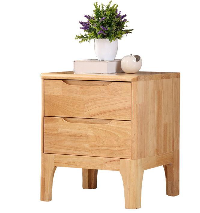 tủ đầu giương gỗ cao su