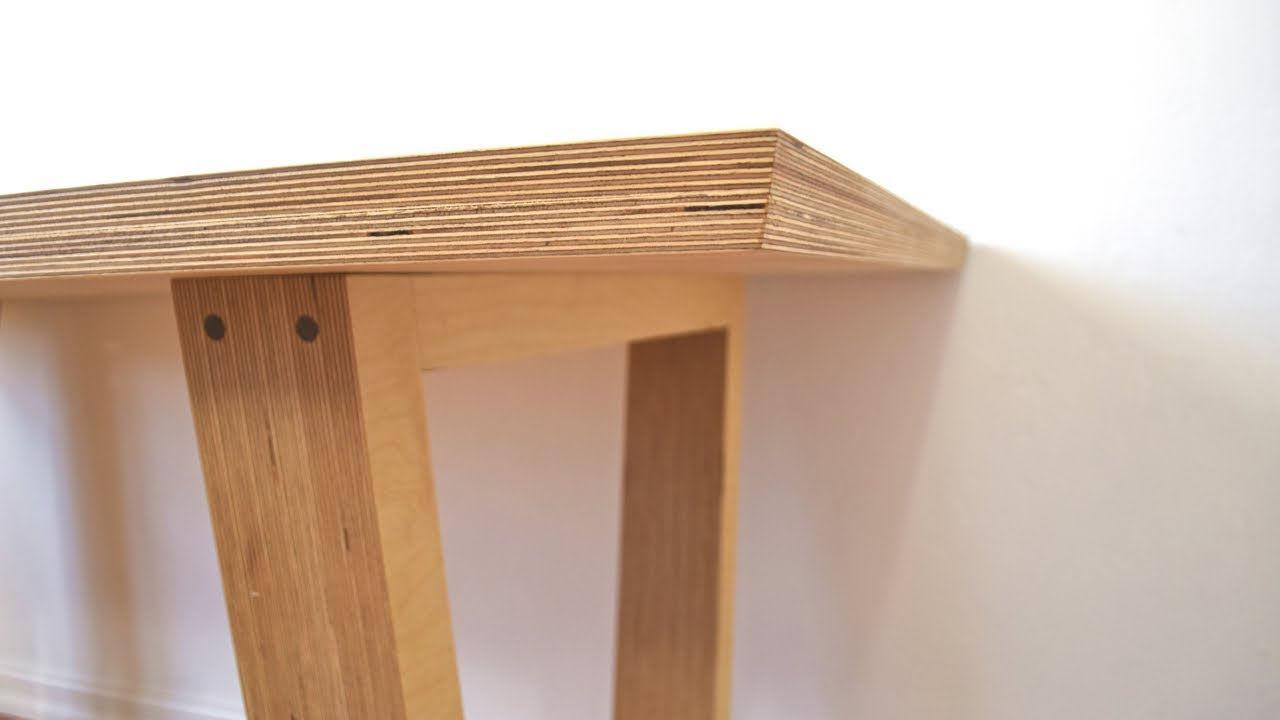 Mặt bàn plywood dày 3cm