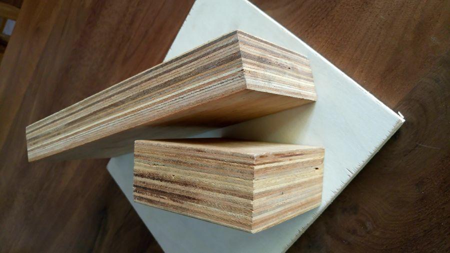 Cấu tạo thành phần gỗ Plywood