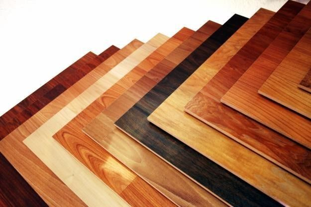 Plywood phủ laminate