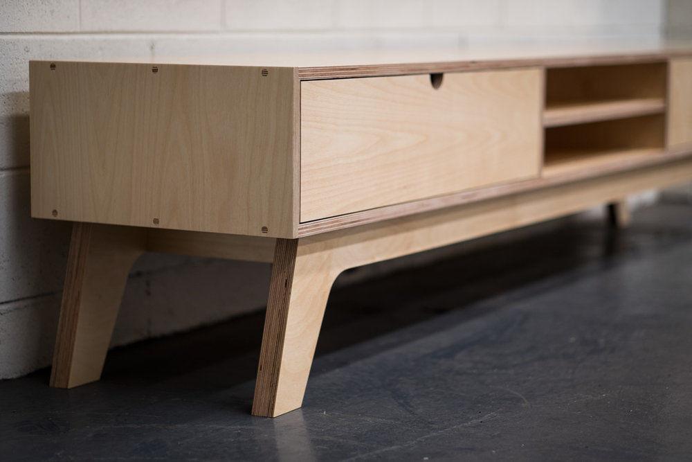 Kệ tivi gỗ flywood