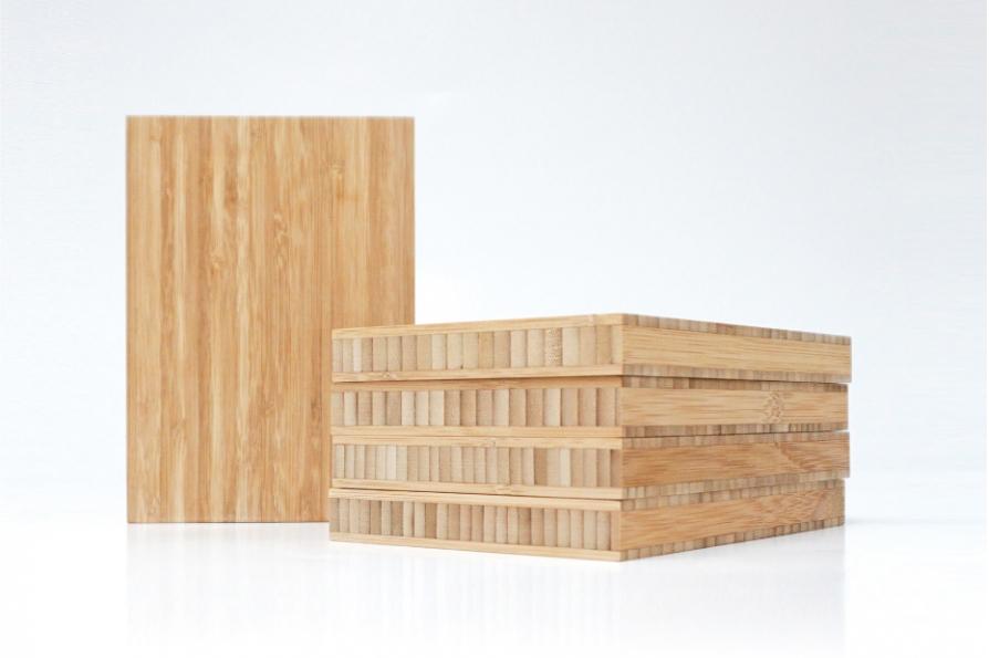 gỗ tre ghép