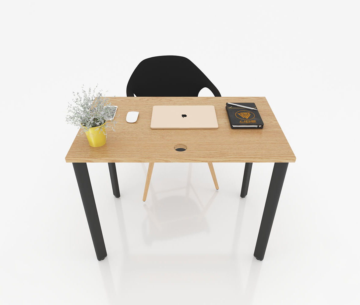bàn gỗ mfc chân sắt