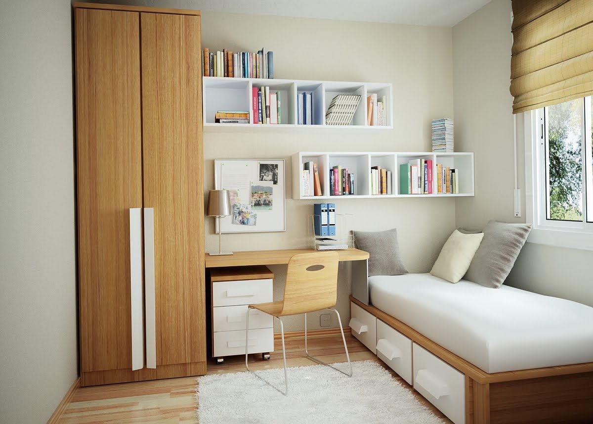 Mẫu thiết kế phòng ngủ 6-8m2