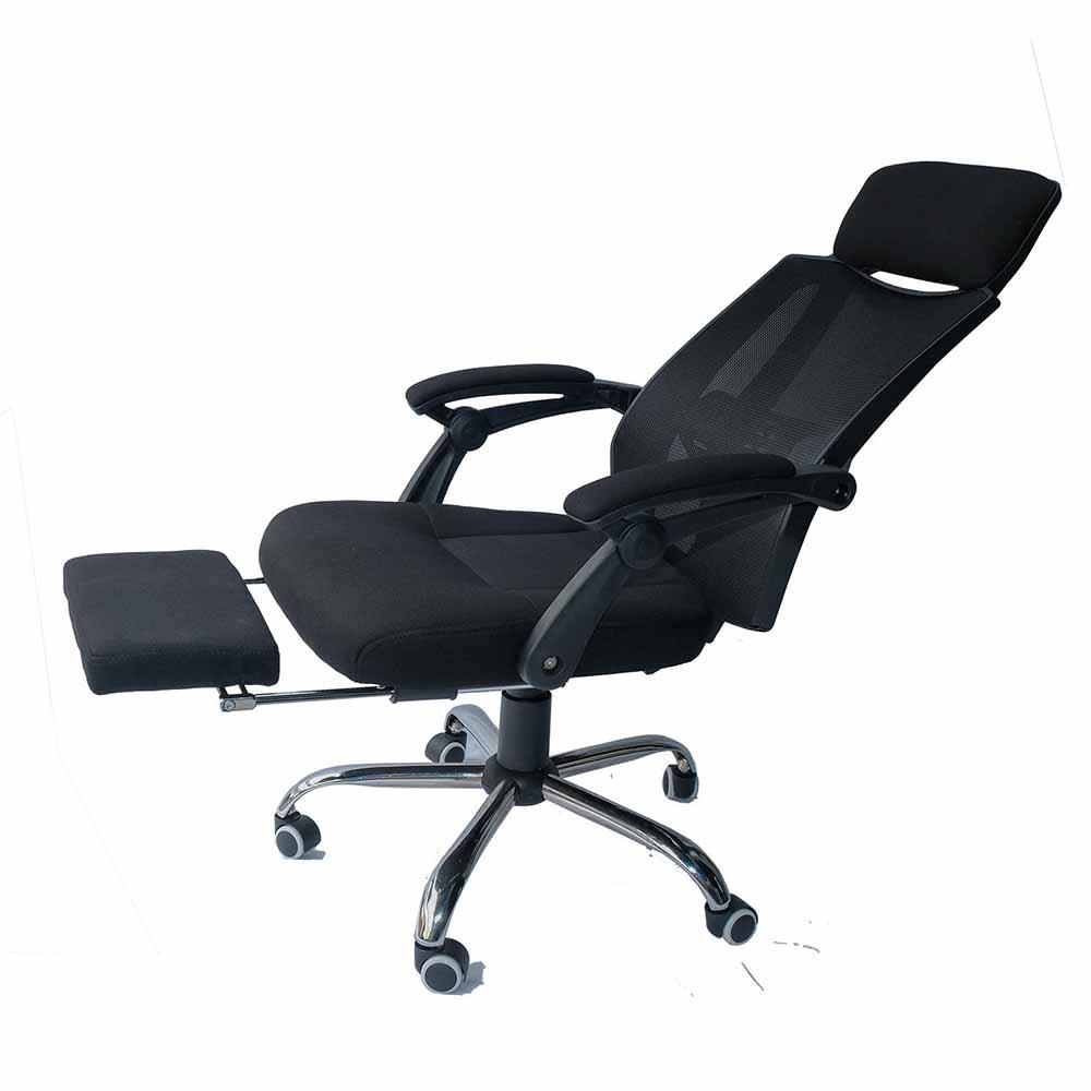 Ghế xoay văn phòng ngả nằm có gác chân