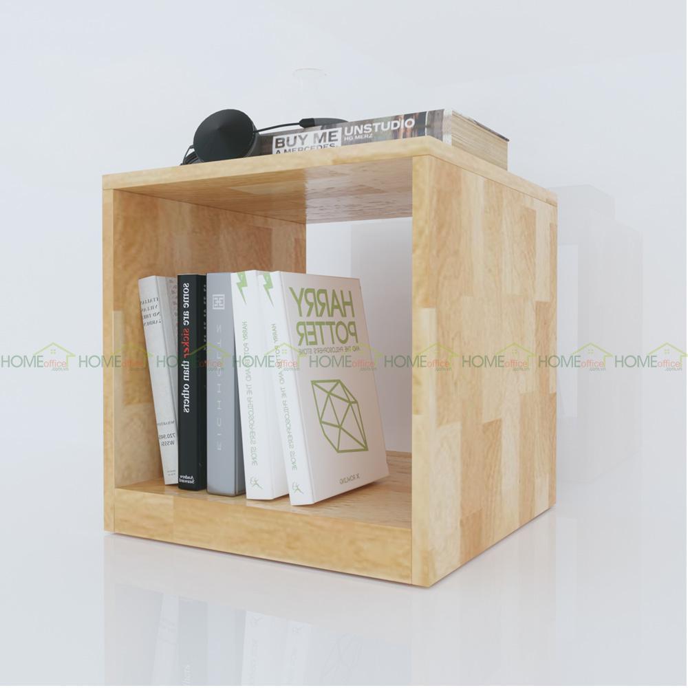 Tủ đầu giường hình hộp vuông