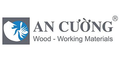 logo gỗ an cường