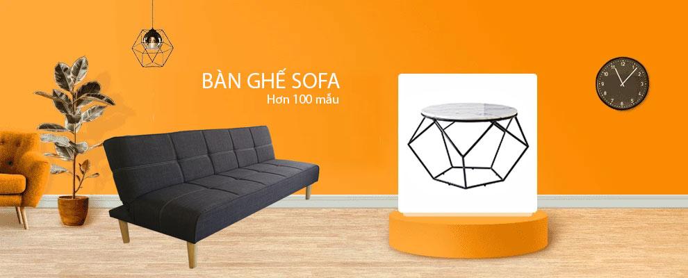 Bàn sofa đơn giản đa dạng mẫu mã