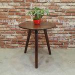 bàn cafe gỗ 3 chân