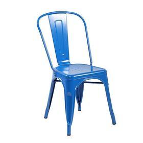 ghế tolix lưng thấp