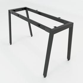 SFAT101 - Chân bàn đơn giản sắt 25x50 lắp ráp chữ A mẫu 2