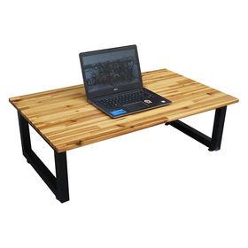 SFBB002- Bàn ngồi bệt chân gấp gỗ TRÀM (60x100x35cm)