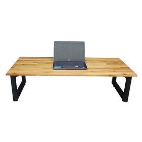 SFBB003- Bàn ngồi bệt chân gấp gỗ TRÀM (60x120x35cm)