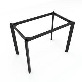 SFOV101 - Chân bàn đơn giản sắt Oval lắp ráp