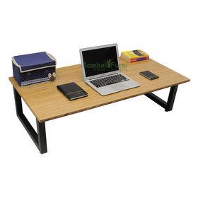 SFBB005- Bàn ngồi bệt gỗ TRE ÉP chân gấp 60x120x35cm