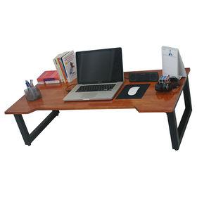 SFBB006- Bàn ngồi bệt gỗ Cao Su chân gấp 60x120x35cm