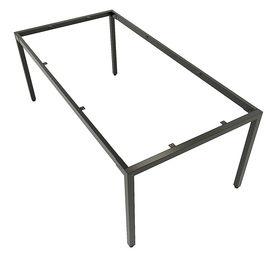 SFUC103 - Chân bàn họp nhỏ sắt hộp lắp ráp chữ U