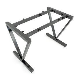 SFVC101 - Chân bàn đơn giản sắt 25x50 lắp ráp chữ V