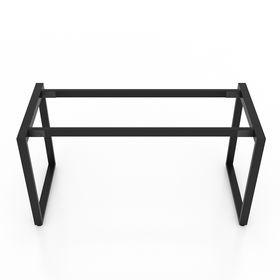 SFRT101 - Chân bàn đơn giản sắt 25x50 lắp ráp hình chữ nhật