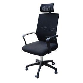 SFGLV011 - Ghế văn phòng lưng lưới có tựa đầu