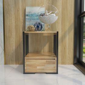 SFTDG013 - Tủ đầu giường bằng gỗ 1 ngăn kéo SHA