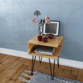 SFTDG014 - Bàn tab nhỏ PINLEG đặt hông ghế Sofa phòng khách