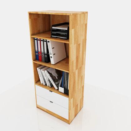 SFKS004- Tủ kệ sách hồ sơ nhỏ
