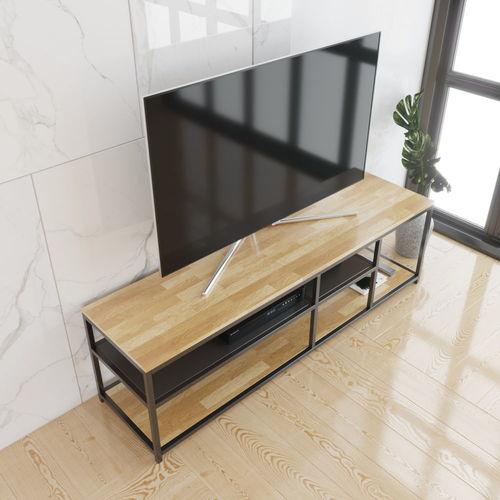Kệ Tivi khung sắt 3 tầng đơng giản-SFKTV005