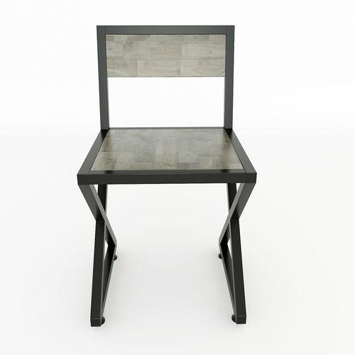 GCF004 - Ghế XCafe có lưng tựa