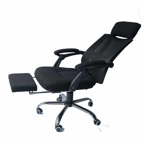 SFGLV008- Ghế xoay văn phòng ngả nằm có gác chân