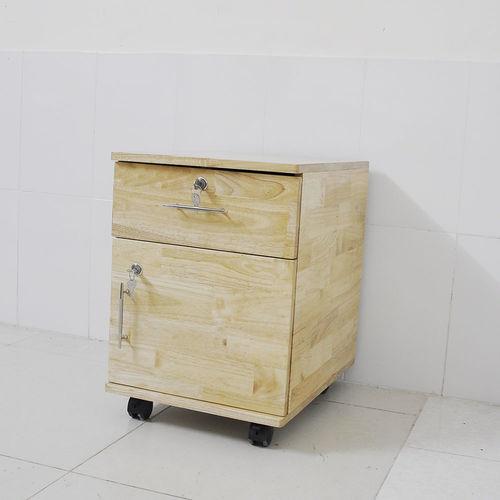 SFTCN003 - Tủ hồ sơ cá nhân có ngăn kéo và ngăn cửa mở 3