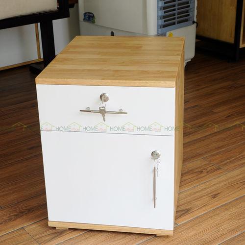 SFTCN003 - Tủ hồ sơ cá nhân có ngăn kéo và ngăn cửa mở 5