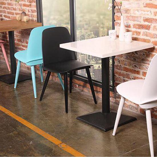 ghế cafe lưng gỗ