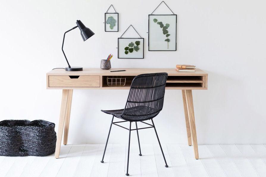 bàn gỗ làm việc tại nhà
