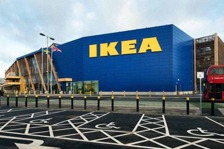 Siêu thị nội thất Ikea